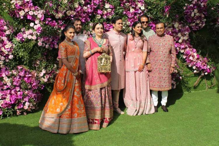 Akash Ambani Wedding- India TV Hindi