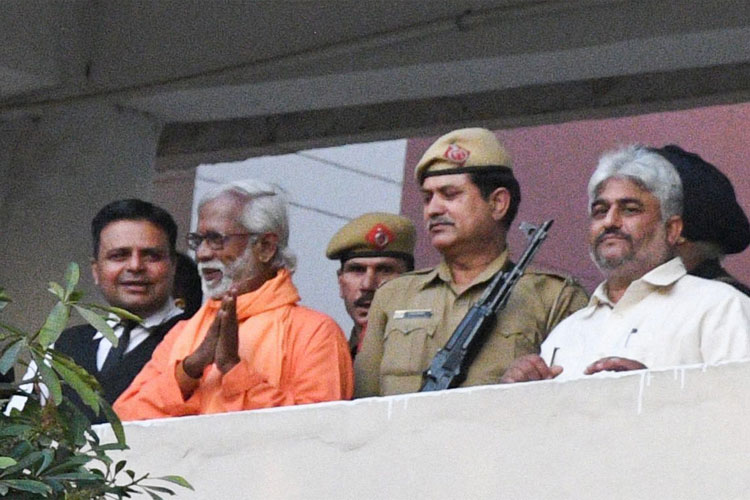 Aseemanand was one of those acquitted on Wednesday | PTI- India TV Hindi