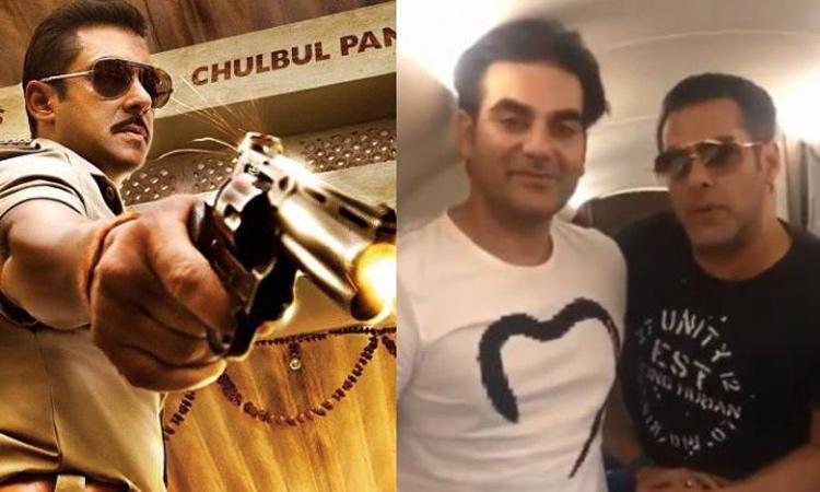Salman Khan to start Dabangg 3 shooting tomorrow- India TV Hindi