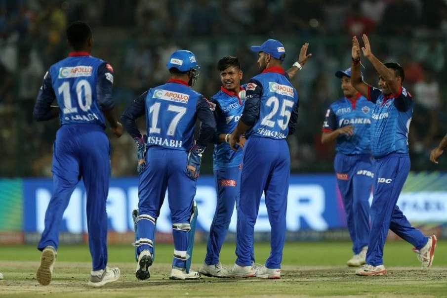 लाइव क्रिकेट मैच स्ट्रीमिंग एंड लाइव स्कोर IPL 2019, दिल्ली कैपिटल्स बनाम कोलकाता नाइट राइडर्स DC vs- India TV Hindi