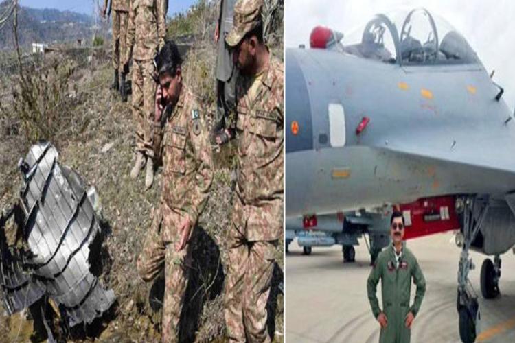 F-16 के पायलट को भारत का पायलट समझकर पाकिस्तानियों ने पीट-पीटकर मार डाला!- India TV Hindi