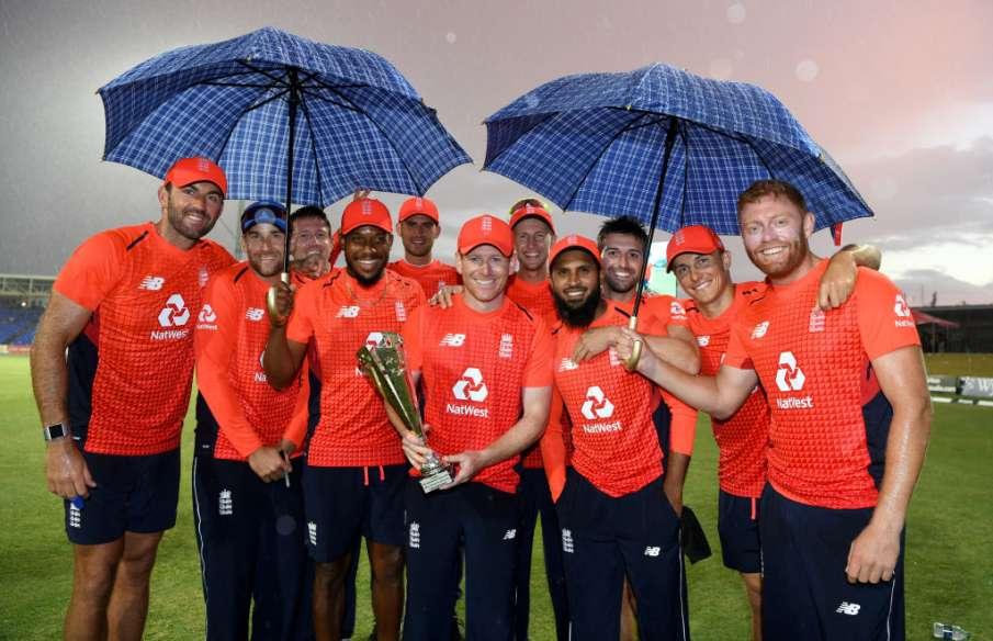 3rd T20I: डेविड विली के तूफान में उड़ा वेस्टइंडीज, इंग्लैंड ने 3-0 से किया क्लीन स्वीप- India TV Hindi