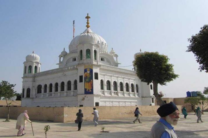 gurudwara kartarpur sahib- India TV Hindi