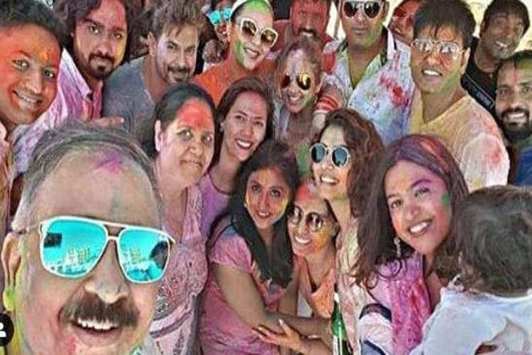 कपिल शर्मा की होली- India TV Hindi