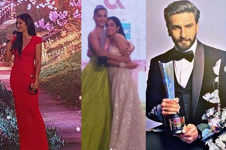 Hello! hall of fame awards 2019- India TV Hindi