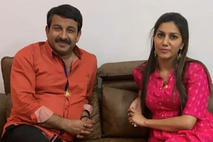 Manoj Tiwari and Sapna Choudhary- India TV Hindi