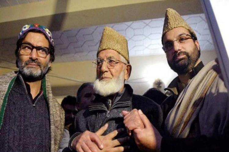 भारत ने कश्मीरी अलगाववादी नेताओं को बुलाने पर पाकिस्तान राष्ट्रीय दिवस कार्यक्रम का किया बहिष्कार- India TV Hindi