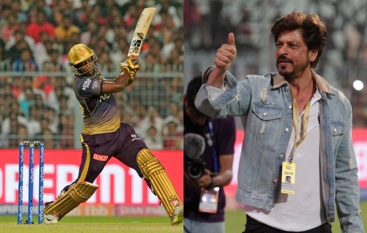 IPL 2019: Andre Russell wanted to cry after KKR's win over SRH, reveals Shah Rukh Khan- India TV Hindi