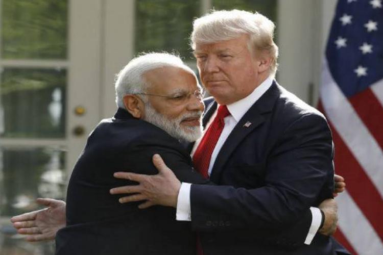 भारत, अमेरिका के बीच रक्षा सहयोग तेजी से बढ़ रहा है: अमेरिकी विदेश मंत्रालय - India TV Hindi