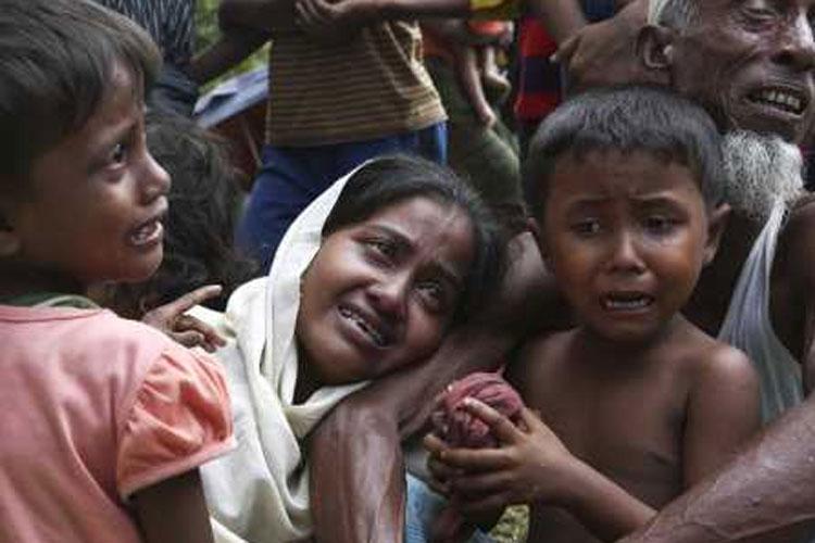 Rohingya crisis: Bangladesh says it will not accept any more refugees from Myanmar   AP File- India TV Hindi