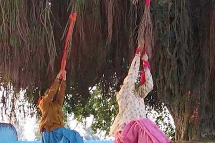 Bhumi Pednekar and Taapsee Pannu share pictures from Saand Ki Aankh set - India TV Hindi