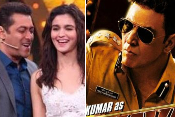 Salman Khan- Alia Bhatt's Inshallah to clash with Akshay Kumar's Sooryavanshi- India TV Hindi