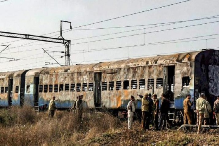 Samjhauta Express train blast (File Photo)- India TV Hindi