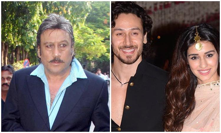 Jackie shroff opened about tiger and disha- India TV Hindi
