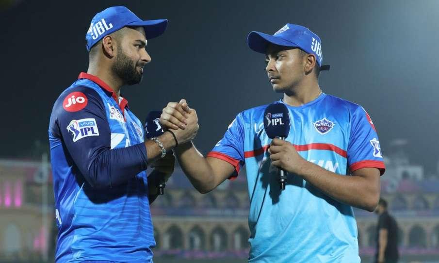IPL 2019, Rishabh Pant, T-20 cricket, Prithvi Shaw, IPL, Delhi Capitals, Delhi- India TV Hindi