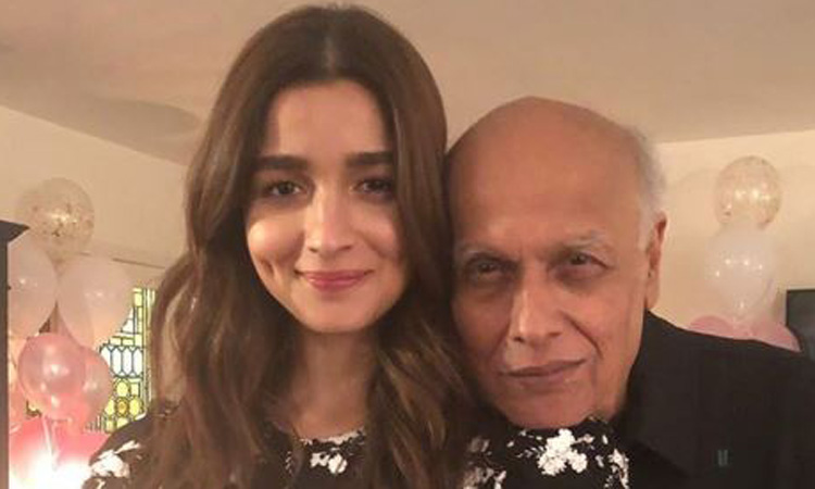 Alia Bhatt, Mahesh Bhatt- India TV Hindi