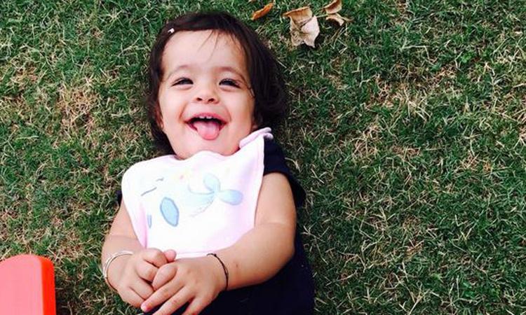 Ayushmann Khurrana and Tahira Kashyap wishe daughter Varushka on her 5th birthday- India TV Hindi