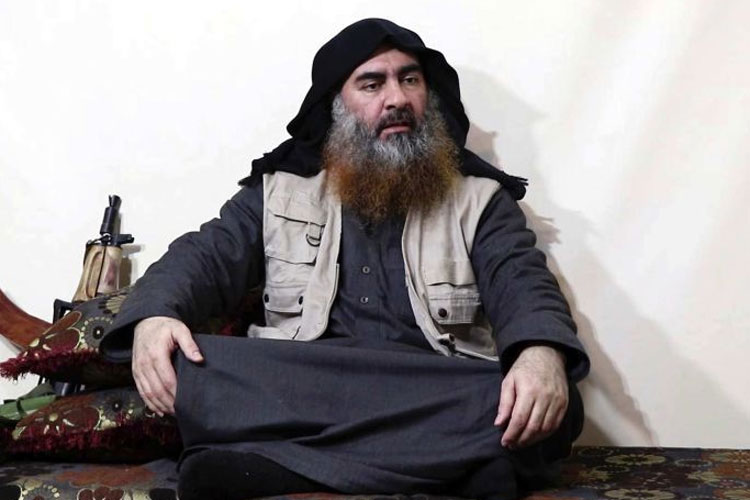 Islamic State leaders to be delivered justice after al-Baghdadi tape, says United States | AP - India TV Hindi