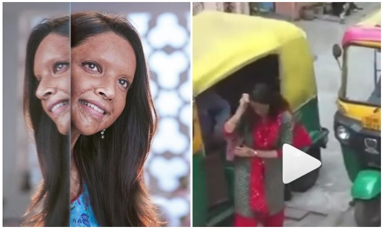 Viral video of chapaak- India TV Hindi