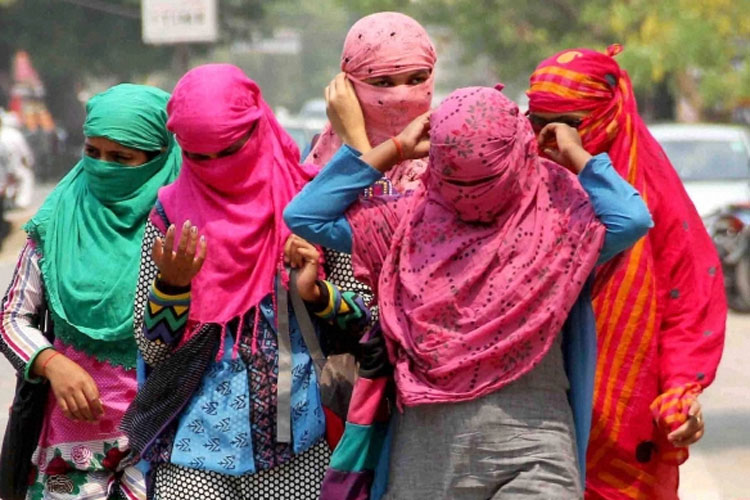 Delhi records highest day temperature of the season on Wednesday | PTI File- India TV Hindi