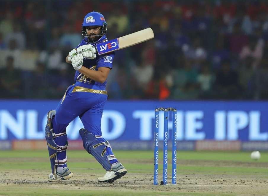 IPL 2019: रोहित शर्मा के टी20 क्रिकेट में पूरे किए 8000 रन, ऐसा करने वाले दुनिया के 8वें बल्लेबाज बन- India TV Hindi