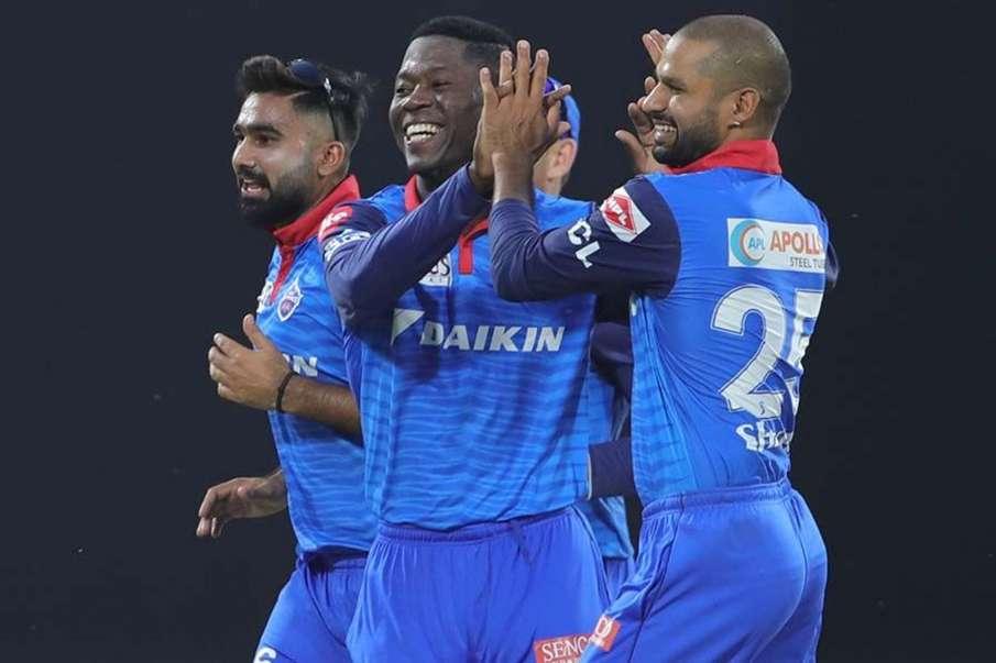 IPL 2019, DC vs RCB: आरसीबी को 16 रनों से हराकर 2012 के बाद पहली बार प्लेऑफ में पहुंची दिल्ली कैपिटल- India TV Hindi