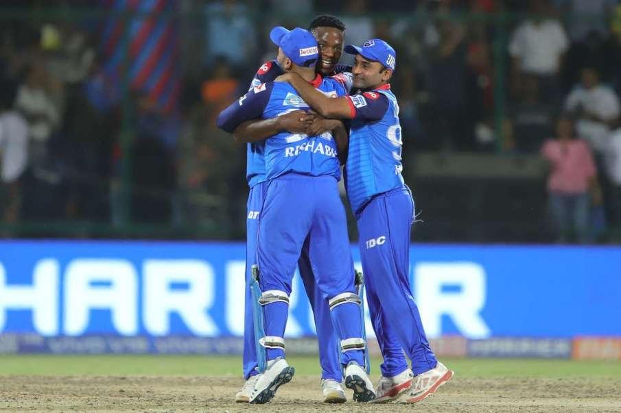 IPL 2019, DC vs RCB: दिल्ली ने 16 रन से आरसीबी को मात देकर प्वॉइंट्स टेबल में किया टॉप- India TV Hindi