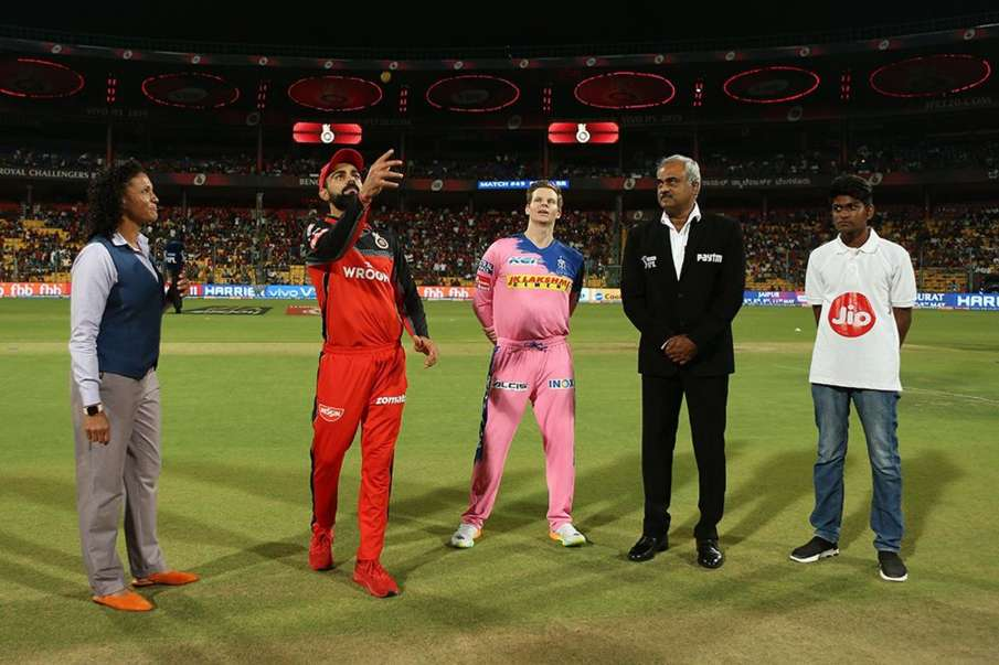 IPL 2019, RCB vs RR: Virat Kohli lost his 10th toss in 13 matches and 6th in a row- India TV Hindi