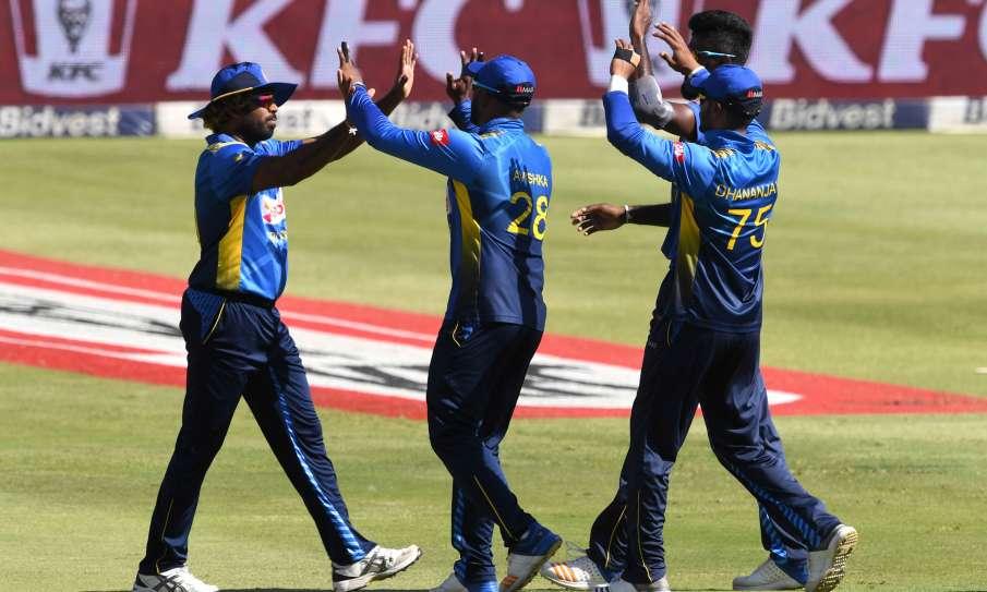 श्रीलंका क्रिकेट टीम - India TV Hindi