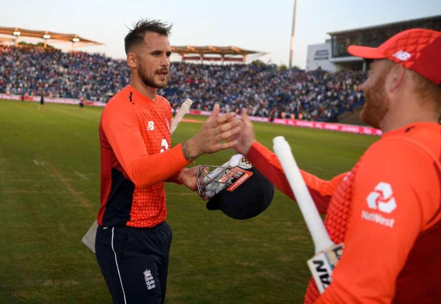 इंग्लैंड को लगा बड़ा झटका, विश्व कप टीम से बाहर हुए एलेक्स हेल्स- India TV Hindi