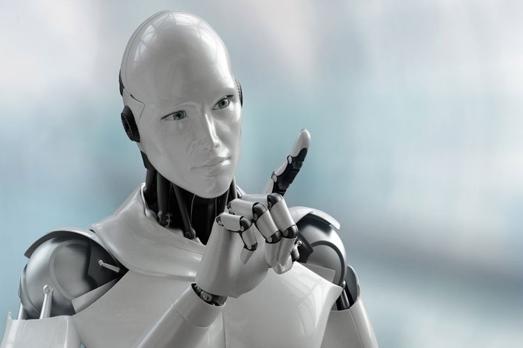 Google's Artificial Intelligence-based robot- India TV Hindi