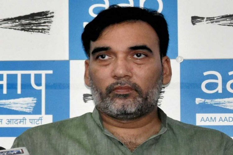 Gopal Rai (File Photo)- India TV Hindi