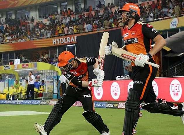 IPL 2019, SRH vs CSK: Sunrisers Hyderabad Beat Chennai Super Kings By 6 Wickets- India TV Hindi