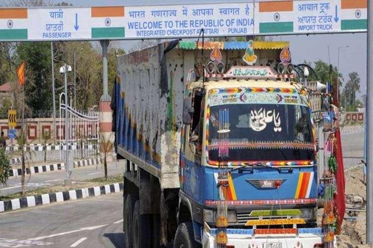 India Pakistan Trade- India TV Hindi