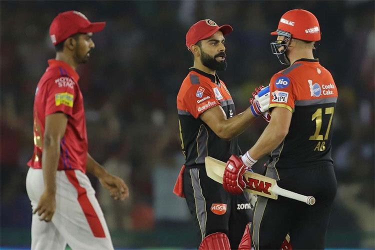 पंजाब के खिलाफ विस्फोटक पारी खेलने के बाद एबी डिविलियर्स का बड़ा बयान, बताया कैसे की गेंदबाजों की धु- India TV Hindi