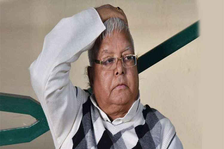 Lalu telephones people despite serving prison sentences says Nitish Kumar- India TV Hindi