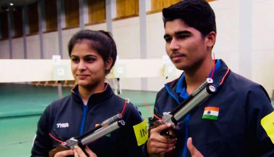 ISSF World Cup: बीजिंग निशानेबाजी विश्व कप पदक तालिका में शीर्ष पर रहा भारत - India TV Hindi