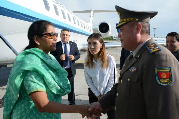 Defence Minister Nirmala Sitharaman- India TV Hindi