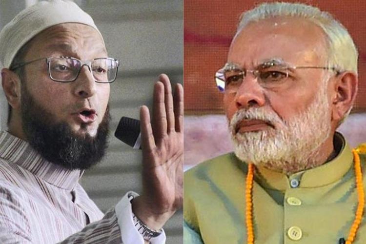 असदुद्दीन ओवैसी ने दिया मोदी को श्राप, कहा-नहीं बनेंगे हिंदुस्तान के प्रधानमंत्री- India TV Hindi