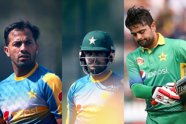 विश्व कप के लिए पाकिस्तान ने की 23 संभावित खिलाड़ियों की घोषणा, वहाब रियाज, उमर अकमल और अहमद शहजाद ब- India TV Hindi