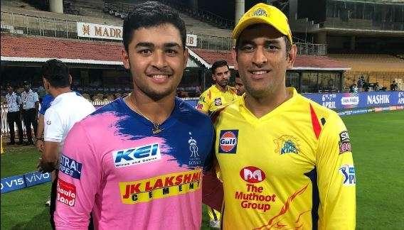 IPL 2019: Rajasthan Royals All-Rounder Riyan Prayag Commented In MS Dhoni- India TV Hindi