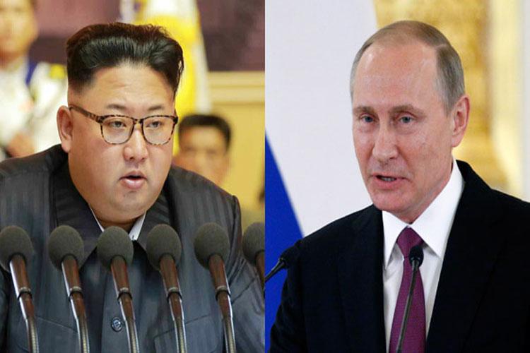 Putin reaches Vladivostok to talk Kim Jong Un- India TV Hindi