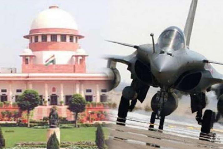 राफेल मामले के फैसले की समीक्षा पर सुप्रीम कोर्ट आज देगा फैसला- India TV Hindi
