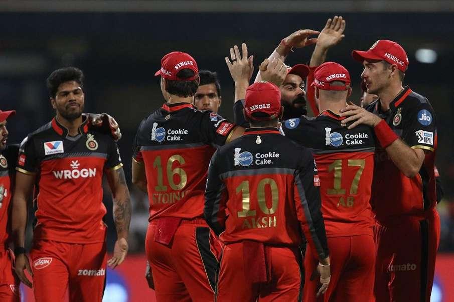 IPL 2019, RCB vs KXIP: Royal Challengers Bangalore Beat Kings XI Punjab By 17 Runs In Match 42- India TV Hindi