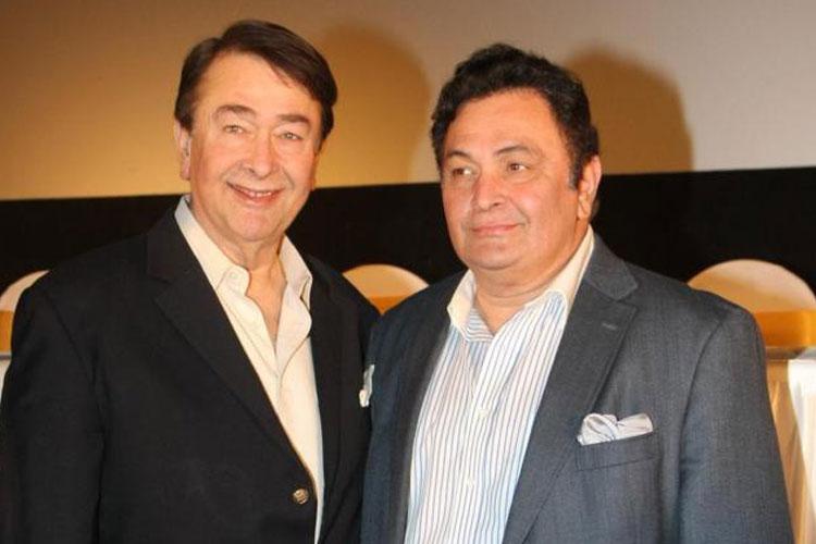 rishi kapoor and randhir kapoor- India TV Hindi