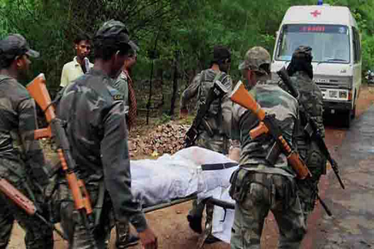 1125 security personnel killed by Naxals since 2009, reveals RTI query - India TV Hindi