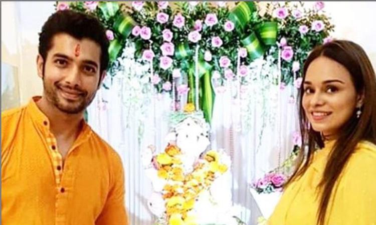 Ssharad Malhotra, Ripci Bhatia- India TV Hindi