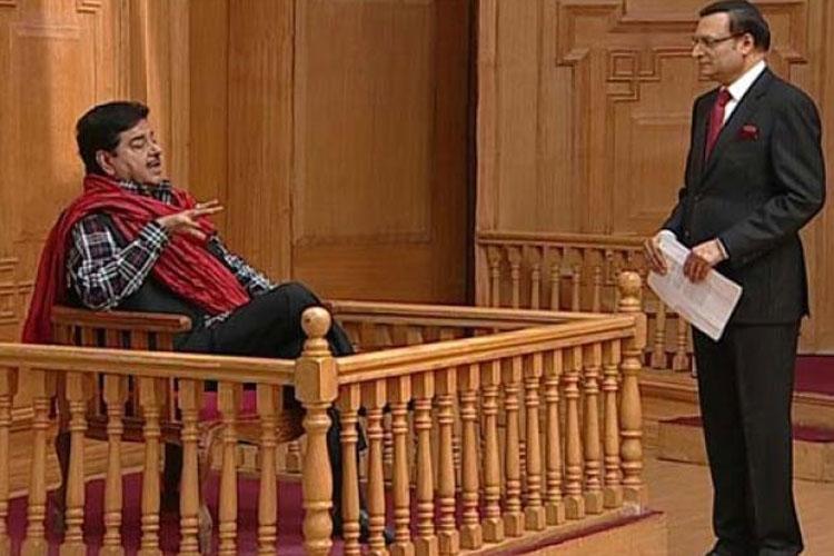 Shatrughan Sinha in Aap Ki Adalat | India TV- India TV Hindi