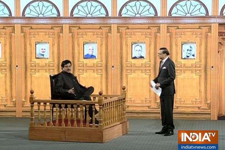 Shatrughan Sinha Aap Ki Adalat- India TV Hindi