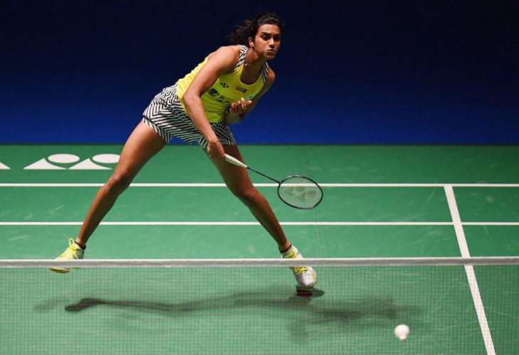 Singapore Open: सिंधु सिंगापुर ओपन के सेमीफाइनल में, सायना हारीं - India TV Hindi